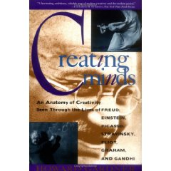 Creating Minds Book Cover