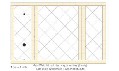 Bathroom Layout Grid 28 Images Interior Design Black